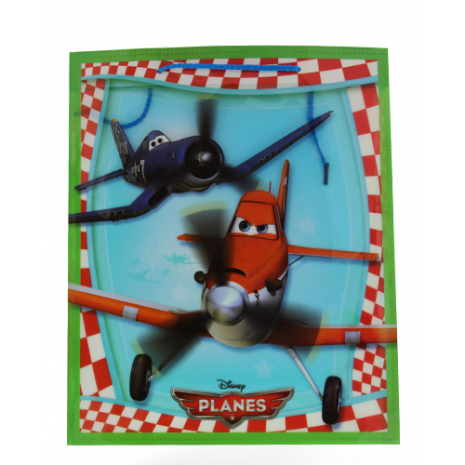 Disney Pixar Cars Planes Grand sac cadeau