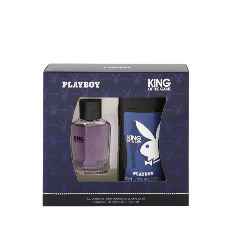 PLAYBOY- Coffret King of the game