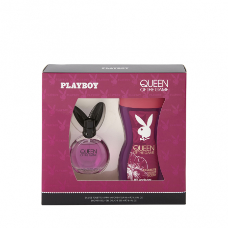 PLAYBOY- Coffret Queen of the game