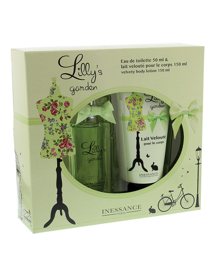 Coffret Lilly Garden