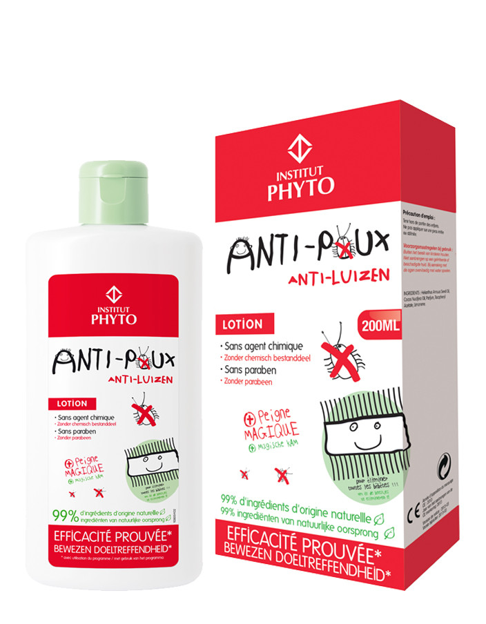 Lotion Anti-poux INSTITUT PHYTO