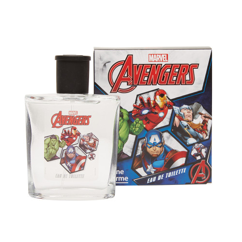 Marvel Avengers Iron Man Eau de Toilette