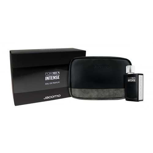 Coffret Jacomo For Men Intense et sa trousse de toilette