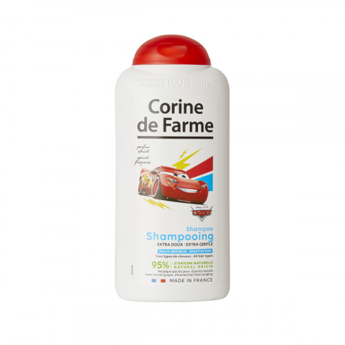 Shampooing Extra Doux Cars 300ml