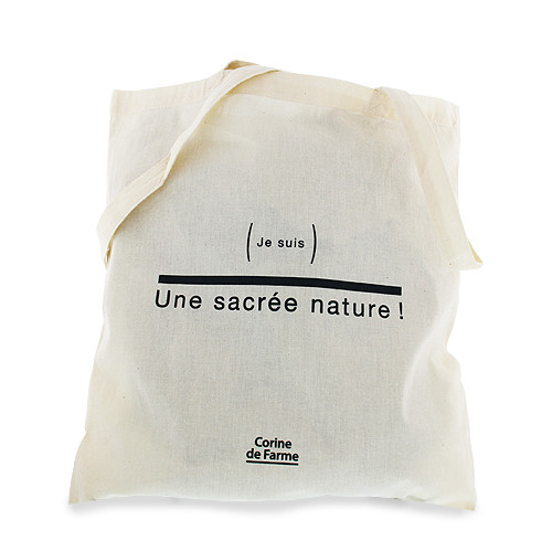Tote Bag Sacrée Nature
