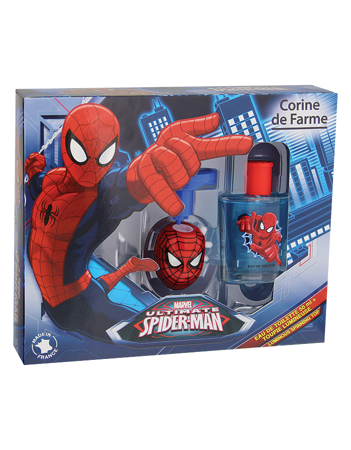 Disney Spider-Man Coffret Eau de Toilette