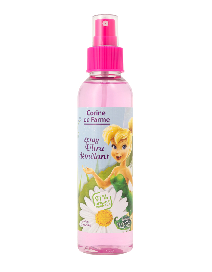 Disney F?Clochette Spray Ultra D?lant